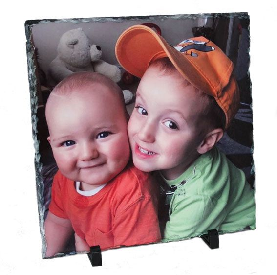 Extra Large Square Photo Slate