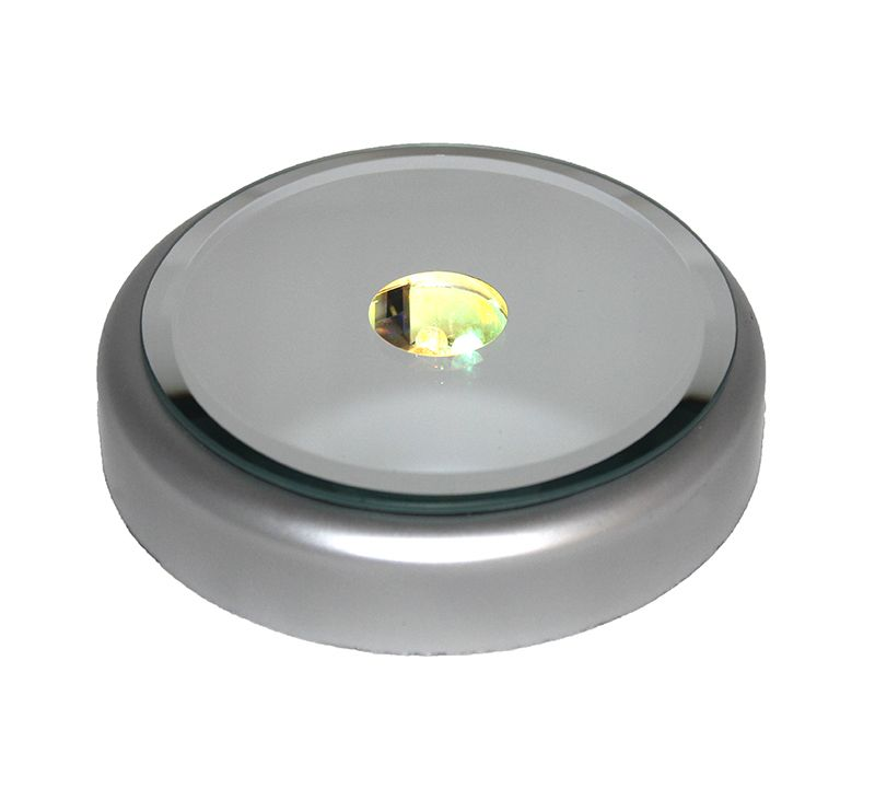 Multi Colour LED Light Base Non Rotary Battery Only