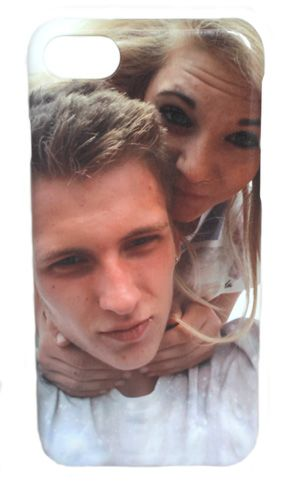 Personalised iPhone 7/8 Photo Phone Case (Full Wrap)
