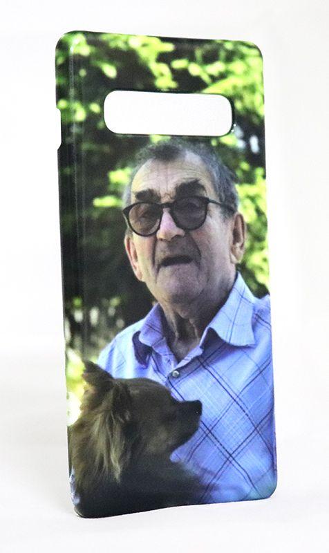 Personalised Samsung Galaxy S10 Plus Photo Phone Case (Full Wrap)