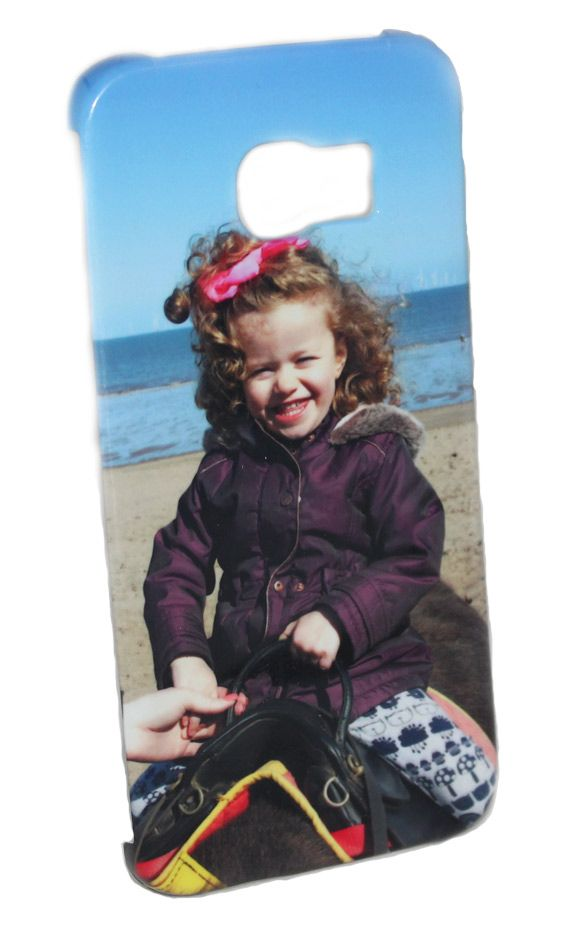 Personalised Samsung Galaxy S6 Edge Photo Phone Case (Full Wrap)