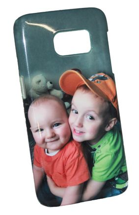 Personalised Samsung Galaxy S7 Photo Phone Case (Full Wrap)