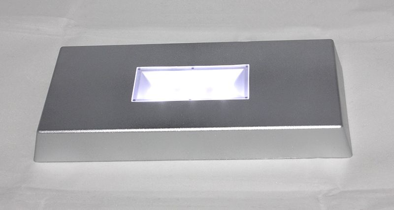 Very Bright White Light 2D/3D LED light base & UK Power Supply